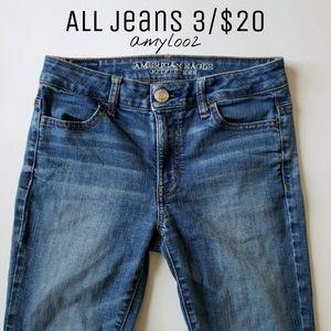 Yep! All jeans 3/$20